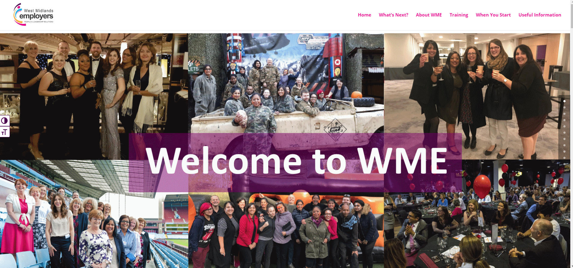 WME Onboarding